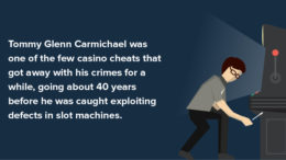 Spielautomaten mit Tastenkombinationen austricksen