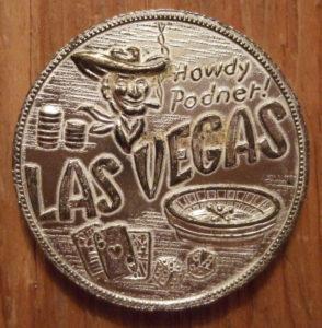 Spielautomaten Coins in Las Vegas