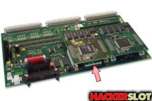 Spielautomaten Hacken mit Software