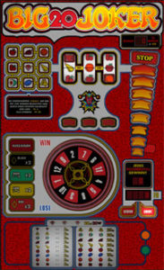 Auch dieser Spielautomat war einfach zu knacken